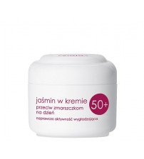Jasmine day cream anti-wrinkle dry spf 6 Дневной крем для лица против морщин Жасмин spf 6 50+, 50 мл